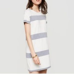 Lou & Grey Signature Soft Striped dress